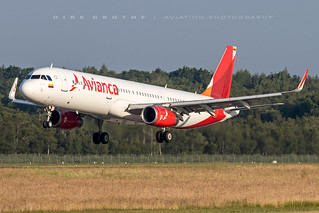 Avianca_A321_N805AV_20200627_HAM-1 | by Dirk Grothe | Aviation Photography