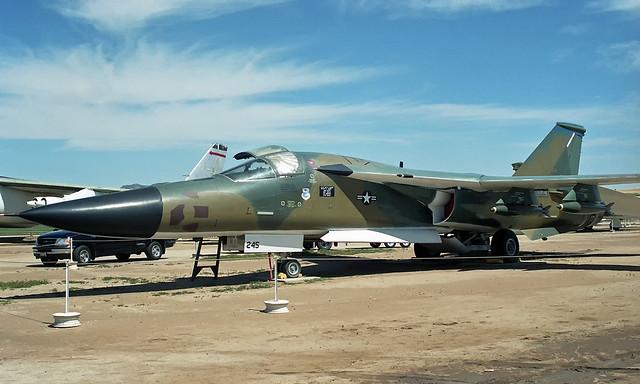 General Dynamics FB-111A 68-0245
