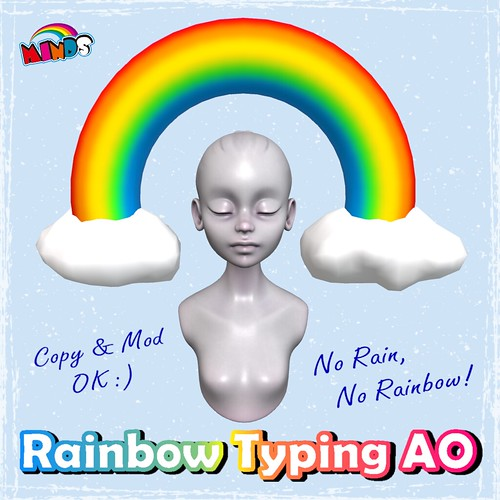 [MINDS] Rainbow Typing AO AD
