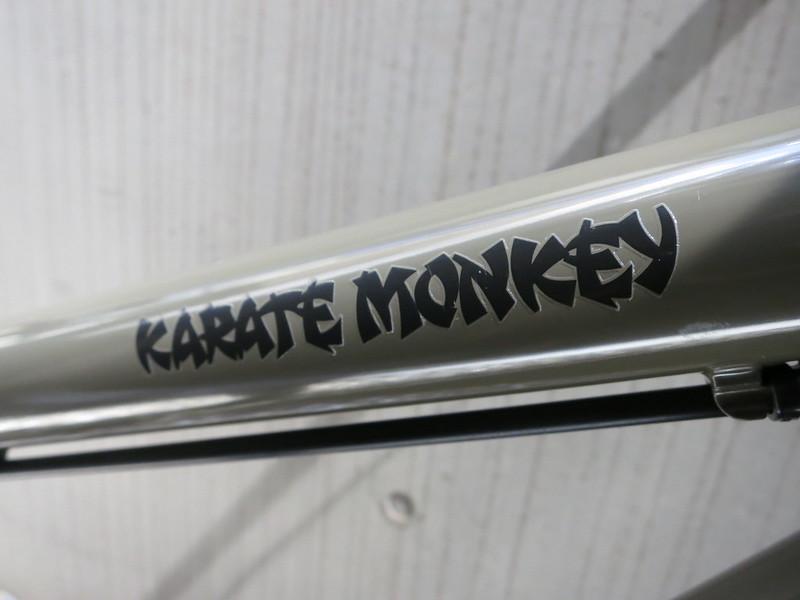 SURLY Karate Monkey Clay SS Logo 2