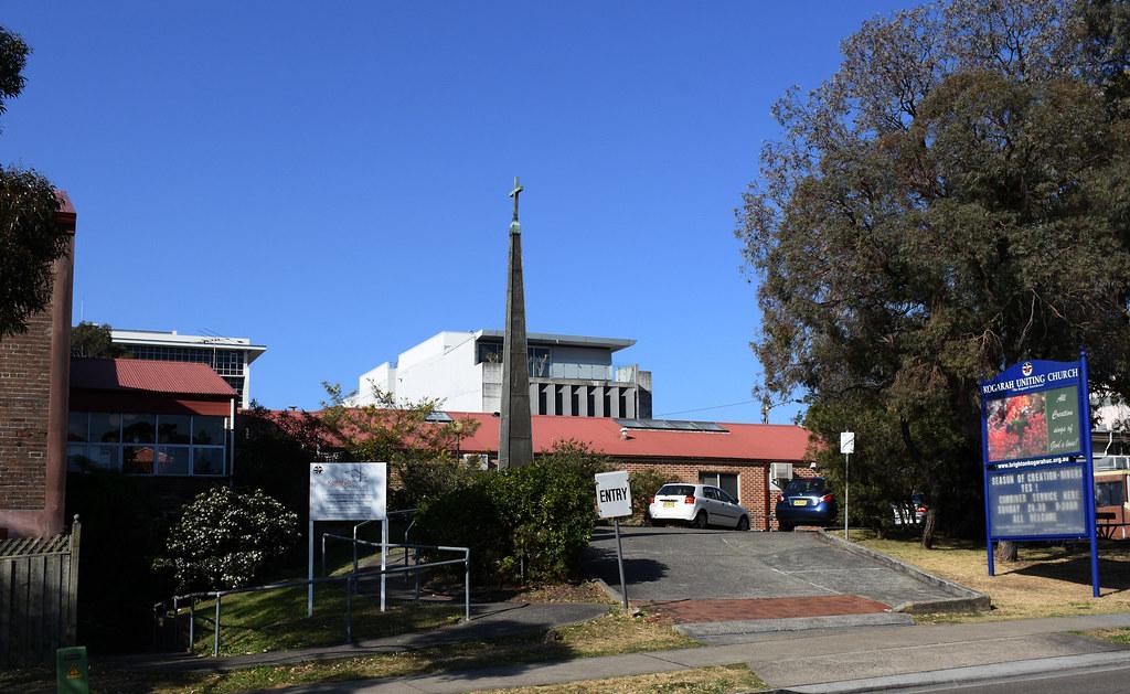 Uniting Church, Kogarah, Sydney, NSW.
