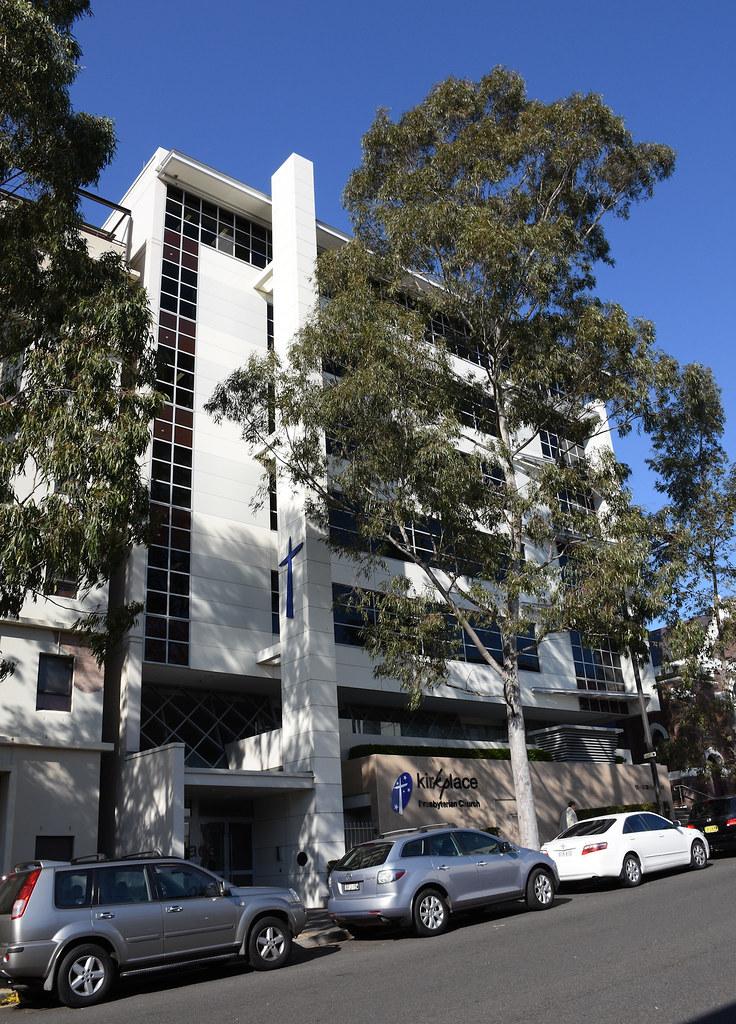 Presbyterian Church, Kogarah, Sydney, NSW.