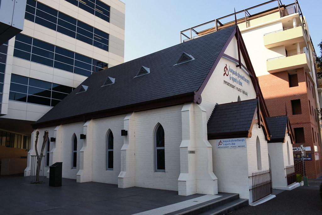 Former Presbyterian Church, Kogarah, Sydney, NSW.
