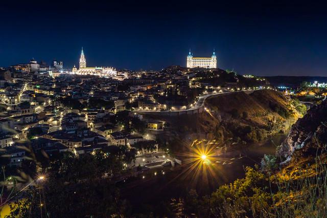 Toledo Nocturno - 18-55mm Sony