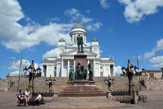 Helsinki in the time of Coronavirus