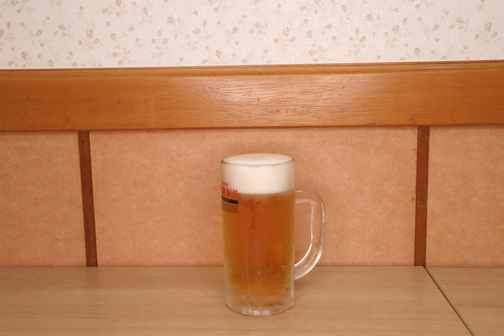 生ビール中/Draft-beer-medium