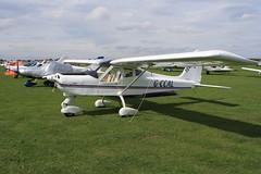 G-CCAL Tecnam P92 Echo [PFA 318-13842] Sywell 300819