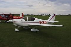 G-CEYK Europa [PFA 247-14476] Sywell 300819