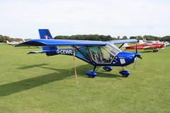 G-CEWR Aeroprakt A22L [PFA 317A-14736] Sywell 300819
