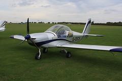 G-CECY Evektor EV-97 [PFA 315-14551] Sywell 300819