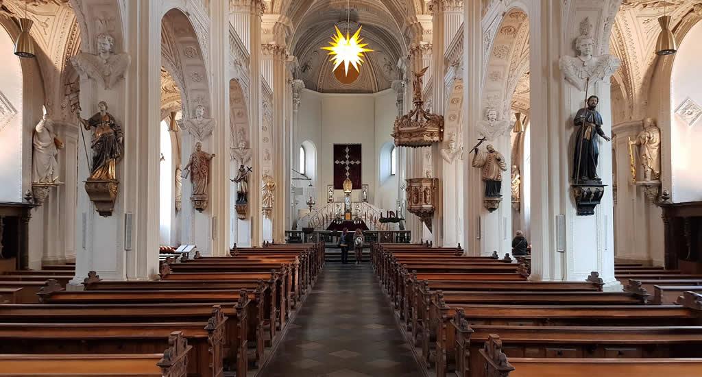 Bezienswaardigheden Düsseldorf: Andreaskirche | Mooistestedentrips.nl