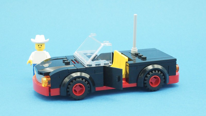 LEGO 6627 Convertible revised