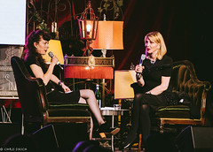 Courtney Love and Melissa Auf der Maur Courtney Love Tribute @ Basilica Hudson 2018 III