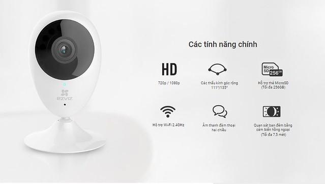 Ezviz C2C 1080p