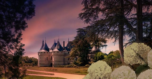 Chaumont chateau et parc