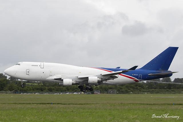 Aerotranscargo 747-400F ER-JAI