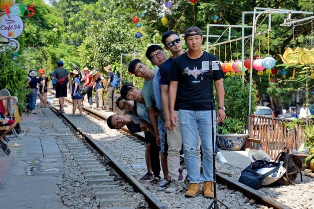 ハノイの鉄道