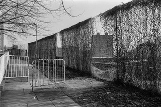 Fence, Grafton Rd, Gospel Oak, Camden, 1987 87-1h-14_2400