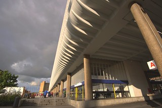 Lines and curves of Preston Bus Station | by Tony Worrall