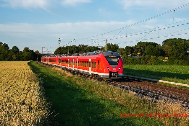 DB 1440 373 + 1440 231