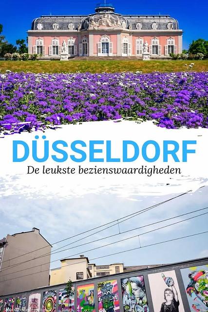 Bezienswaardigheden in Düsseldorf | 14x doen in Düsseldorf