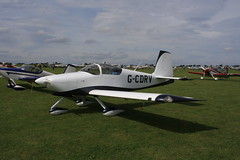 G-CDRV Vans RV-9A [PFA 320-14186] Sywell 300819
