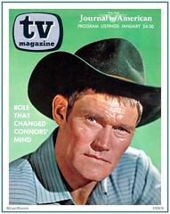 TV Magazine - Chuck Conners  1965