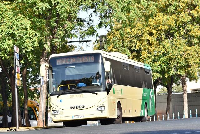 Iveco Bus Crossway 345 de Damas