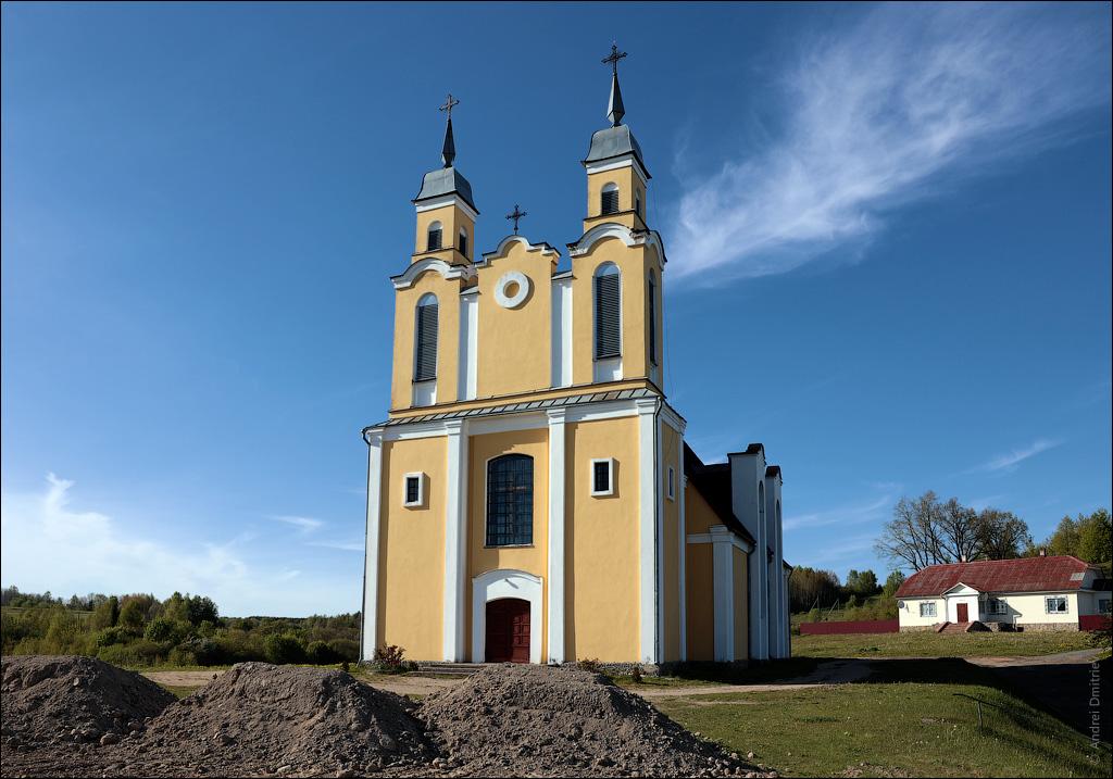 Крево, Беларусь
