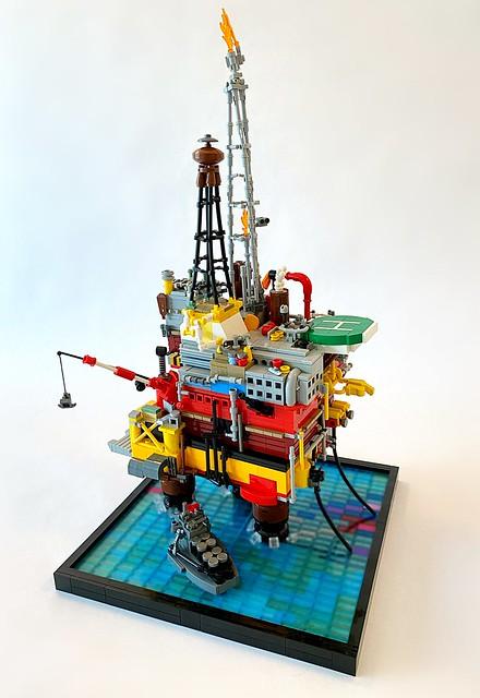 RTT: Oil Rig