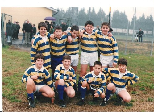 Rugby Parma under 12 1997-98