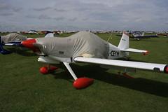 G-CEYM Vans RV-6 [PFA 181A-14595] Sywell 300819