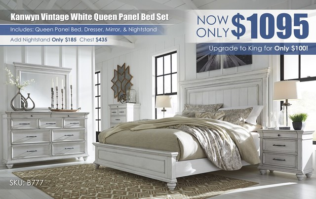 Kanwyn White Panel Bedroom Set_B777-31-36-46-58-56-97-93-ALT