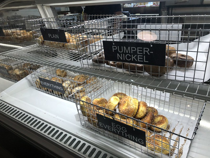 Bagels - north market