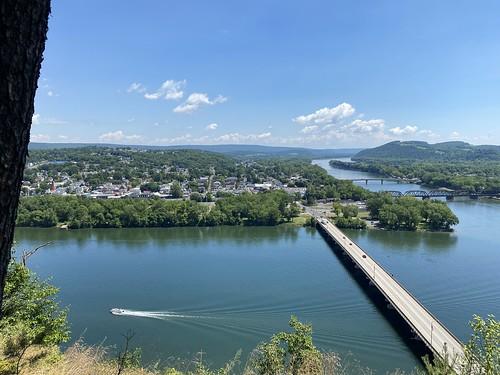 pennsylvania unioncounty shikellamystatepark overlooksection susquehannariver
