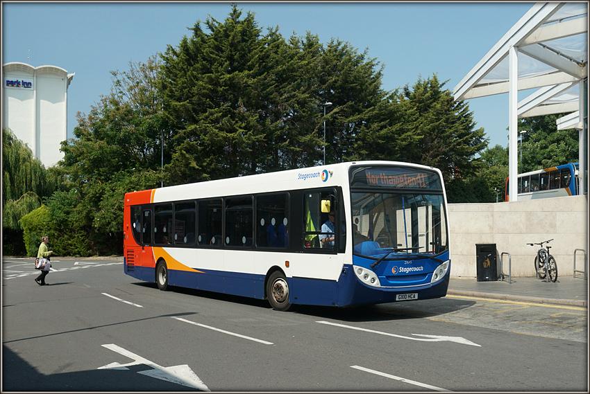 Stagecoach 27645