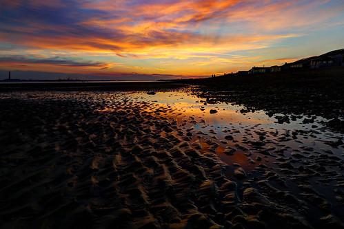 landscape seascape sunset nighttime nightshoot thesolent meonshore hillhead hampshire uk canon eos7dmkii efs1018isstm hdr photomatix