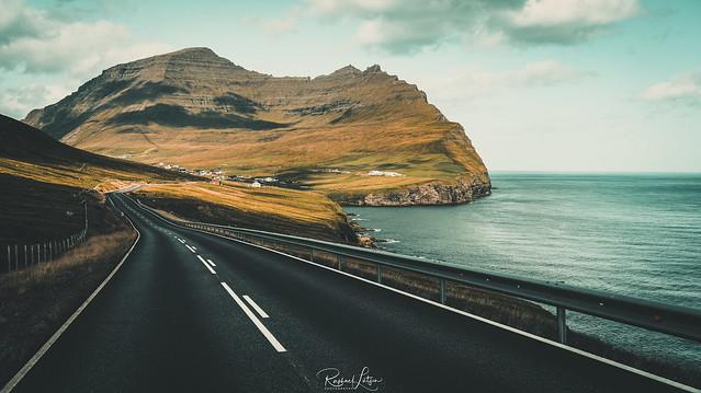 Road to Viðareiði