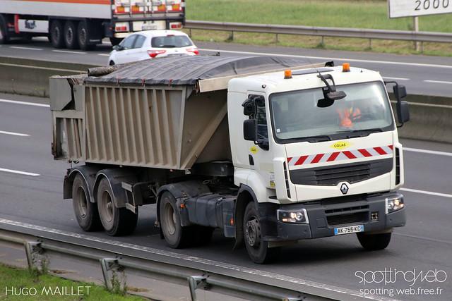 Colas | Renault Premium