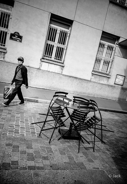 street Covid19 #3