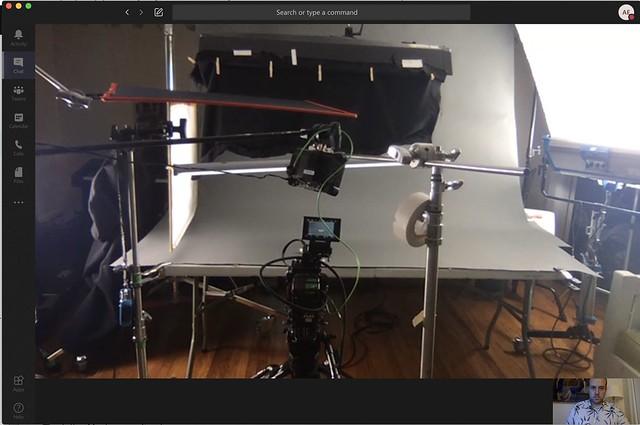 Remote shoot JIF