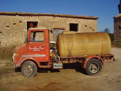 camió Ebro C350