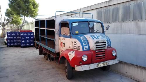 Ebro B25 distribuïdor Igualada