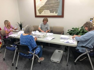 Processing VBM Applications and Ballots for the 2020 Primary Election | by Clerk Christine Giordano Hanlon