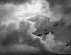 Geysir at Hverarond, Hverir, Iceland