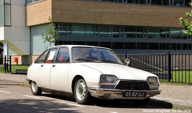 Citroën GS Club Convertisseur 1972