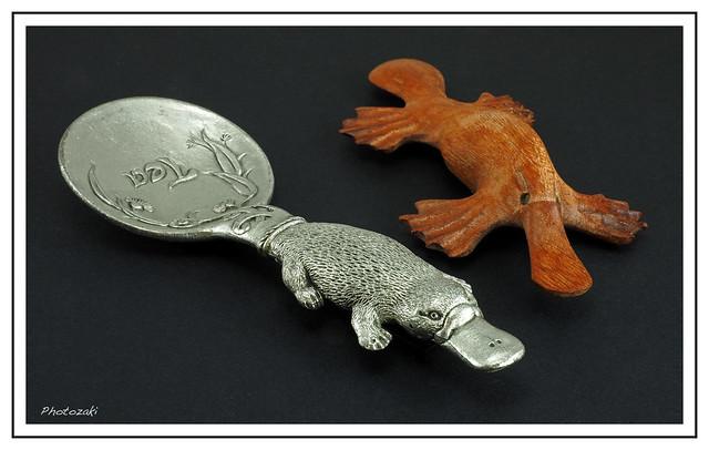 Platypus Tea Spoon