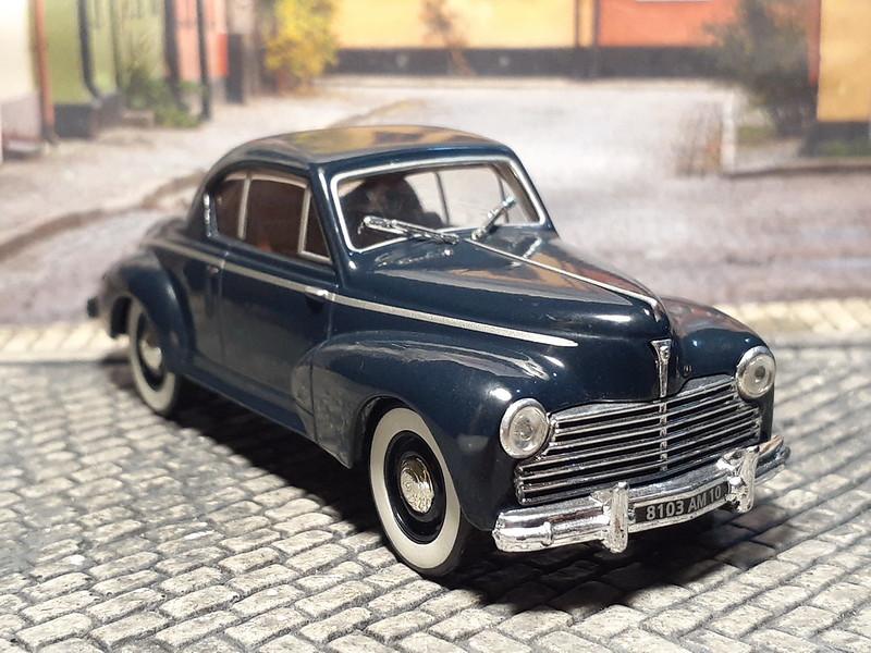 Peugeot 203 Coupé - 1954