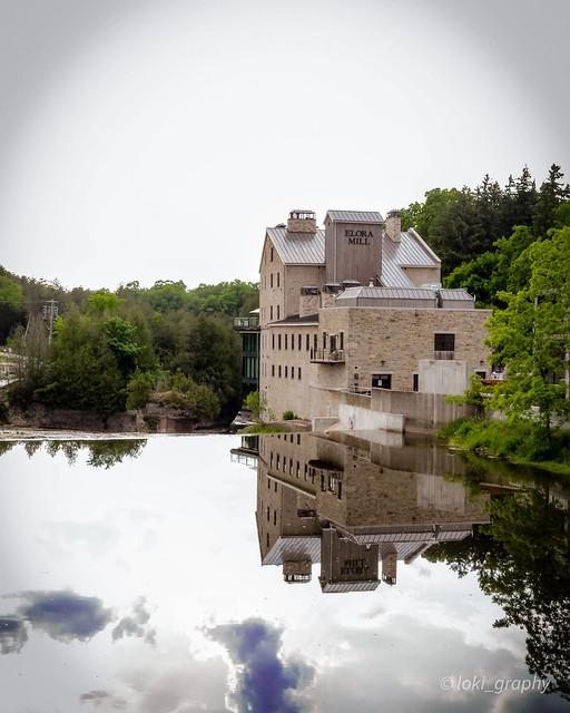 Reflection, Elora Mills
