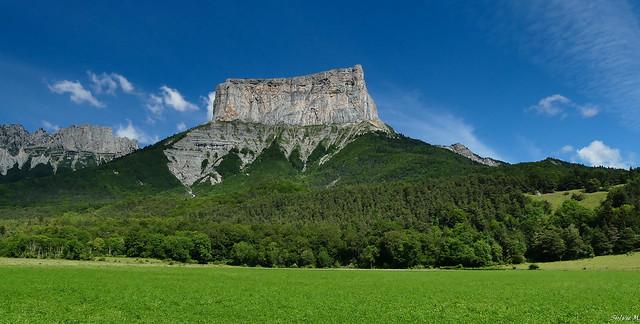 Mont Aiguille (2087 m)
